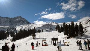Arapahoe Basin first ski resort to open in North America