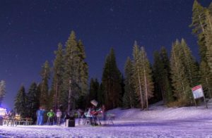 Every Tahoe Star Tours event is as different as the starry skies above, and each one opens with a poem, a compelling and passionate star talk, followed by telescopic viewing exclusively featuring Celestron telescopes.