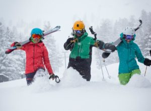 More snow predicted this week for Lake Tahoe ski resorts