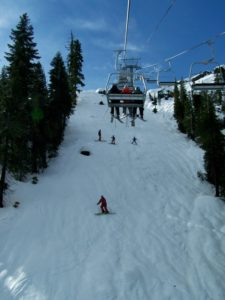 Sugar Bowl ski resort in Lake Tahoe will have three lifts operating this Friday for its season-opener.