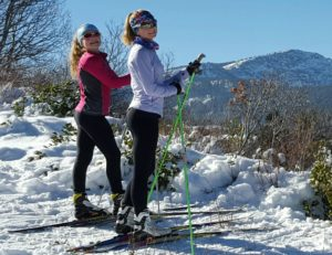 Tahoe Donner open for cross country skiing