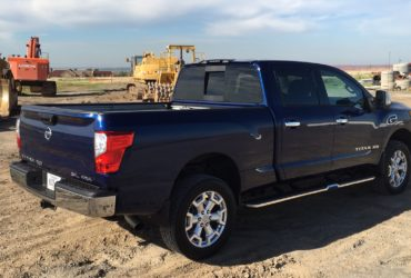 Diesel option available with 2016 Nissan Titan XD