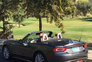 2017 Fiat Spider convertible makes triumphant return