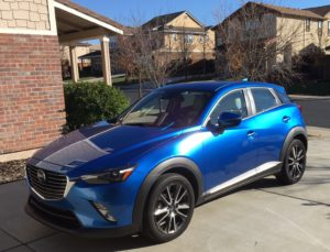 ... 2017 Mazda CX 3 Goes 0 60 Mph In Approximately 8.1 Seconds, Giving It A  Little More Quickness Than Most Of Its Rivals. It Registers Solid Gas  Mileage Of ...