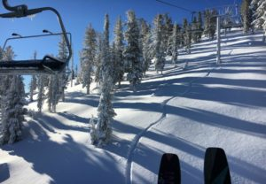 Sunny skies, more snow at Lake Tahoe ski resorts