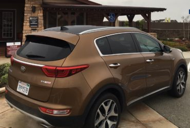2017 Kia Sportage offers solid improvements