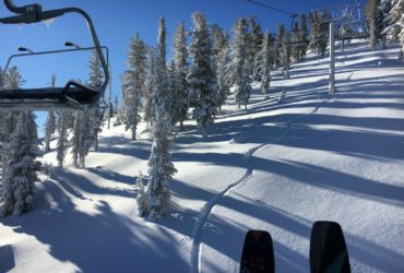 Skiers, riders evacuated Sunday on Heavenly lift