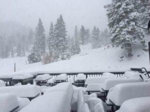 Storm may dump 3-plus feet snow on Lake Tahoe ski resorts