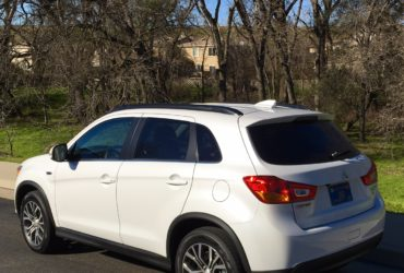 2017 Mitsubishi Outlander Sport: affordable compact SUV
