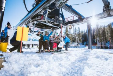 Mt. Rose ski resort offering Spring Plus pass