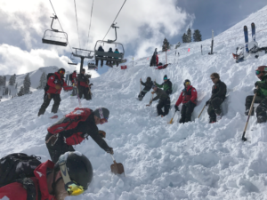 Squaw Valley Alpine Meadows shatters season-snow total record