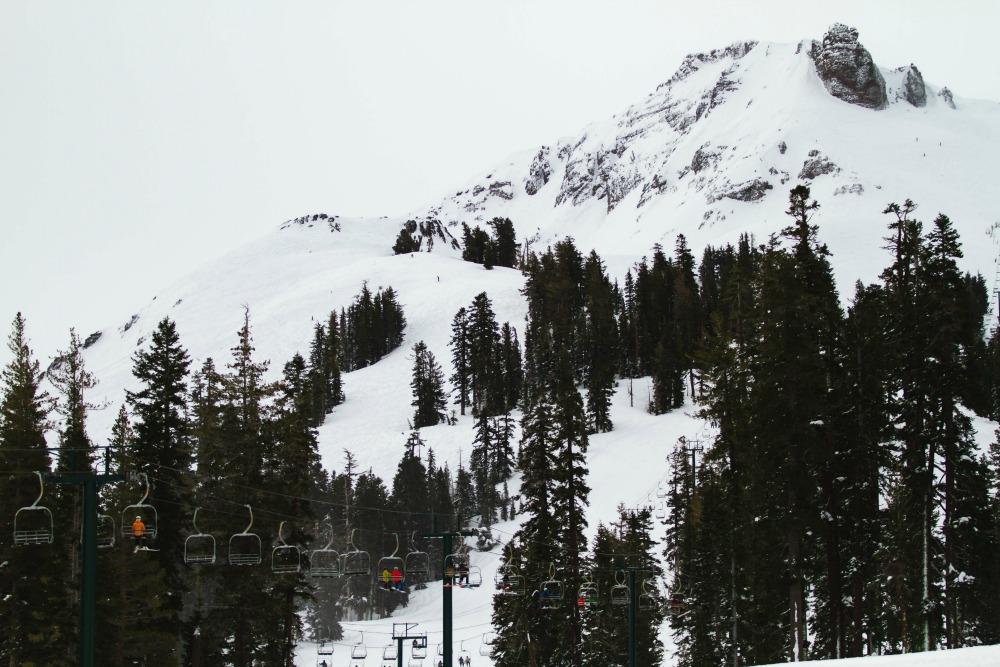 Up to foot of new snow at lake tahoe ski resorts tahoe for Kirkwood elevation