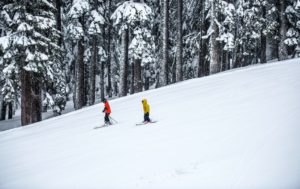 Kirkwood, Sugar Bowl benefit most from Tahoe snow storm