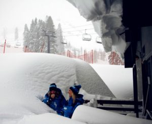 Snow returns to Lake Tahoe ski resorts