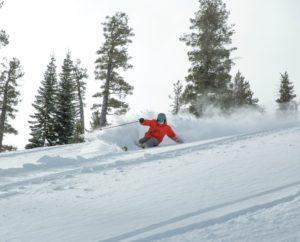 Final day of skiing at Alpine Meadows, Donner Ski Ranch