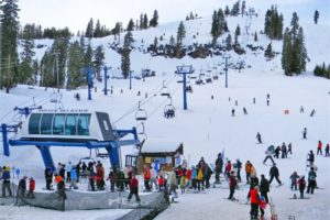 Tahoe's Donner Ski Ranch remains open this weekend