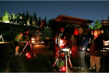 Tahoe Star Tours returns this summer to Northstar California.