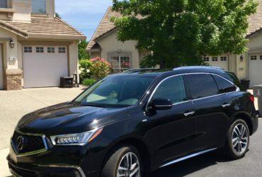 2017 Acura MDX: versatile and classy