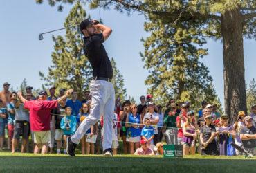 Justin Timberlake returns to Tahoe celebrity golf tournament