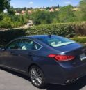2017 Genesis G80: Reasonably priced luxury sedan