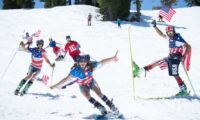 Summer skiing continues at Squaw Valley