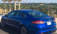 2017 Ford Fusion: Includes Hybrid model