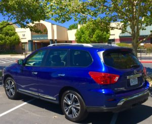 Added performance in 2017 Nissan Pathfinder