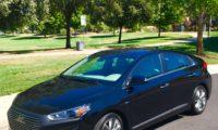 2017 Hyundai Ioniq: Versatile Hybrid, Electric Vehicle