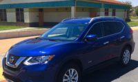 Hybrid model now in Nissan Rogue lineup