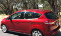 2017 Ford C-Max Energi no gas guzzler