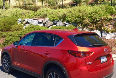 2017 Mazda CX-5: competent compact SUV