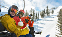 Alpine Meadows ski resort opens for season