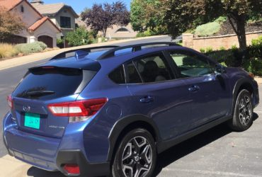2018 Subaru Crosstrek: New redesign a hit