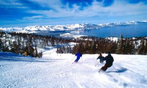 Will snow storms arrive next week at Lake Tahoe ski resorts?