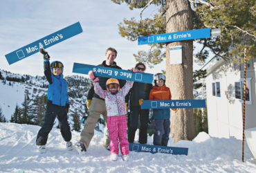 Squaw Valley renames first Shirley Zone tree run