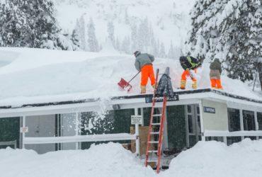 Lake Tahoe resorts had 8 of Top-10 snow totals last season