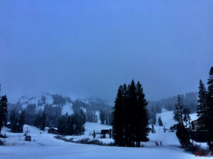 Kirkwood ski resort receives 8 inches new snow