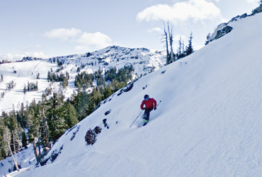 Ideal weather for holiday weekend at Lake Tahoe ski resorts