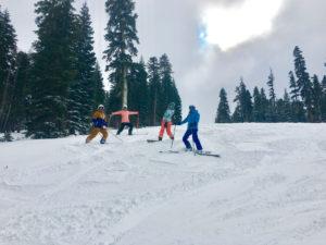 Snow report: Storm totals high at Lake Tahoe ski resorts