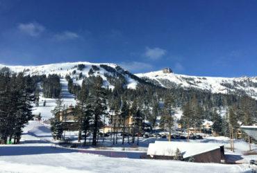 Snow report Lake Tahoe ski resorts