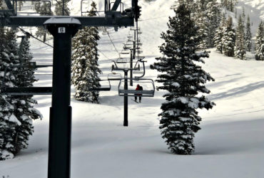 Four Lake Tahoe ski resorts surpass 100-inch snow mark for March