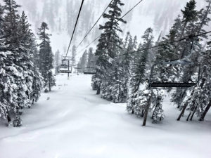 March already best month for snow at Lake Tahoe ski resorts