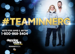 Snowboarder Jamie Anderson will appear on Dancing with the Stars