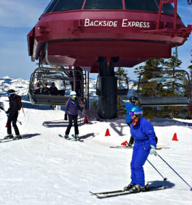 Spring skiing a blessing at Northstar California