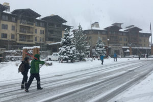 Squaw Valley receives 8 inches of new snow