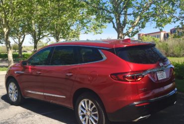 2018 Buick Enclave: Smart redesign