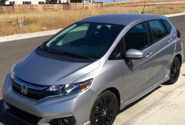 2018 Honda Fit remains standout subcompact