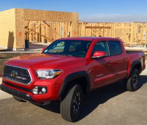 2018 Toyota Tacoma remains popular midsize truck
