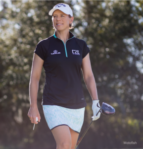 Annika Sorenstam Golf Weekend at Ritz-Carlton