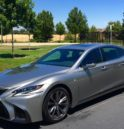 2018 Lexus LS 500 cool luxury sedan